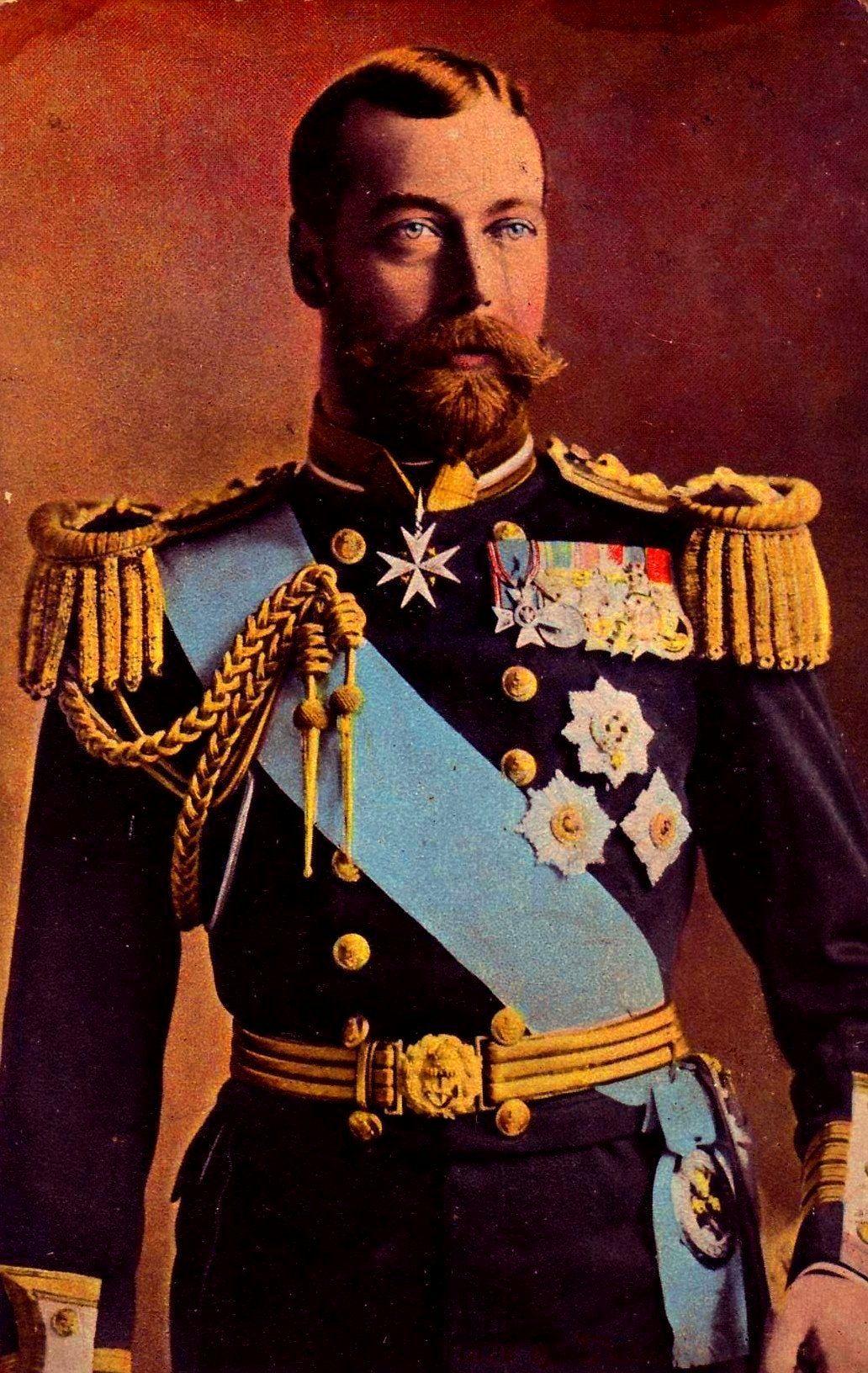 Resultado de imagen para Fotos de Jorge V, rey británico