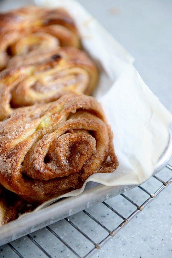 Norwegian cinnamon + cardamom buns #cardamombuns Norwegian cinnamon + cardamom buns #cardamombuns
