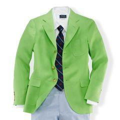 Linen Sport Coat - Boys 8-20 Suits & Sport Coats - RalphLauren.com ...