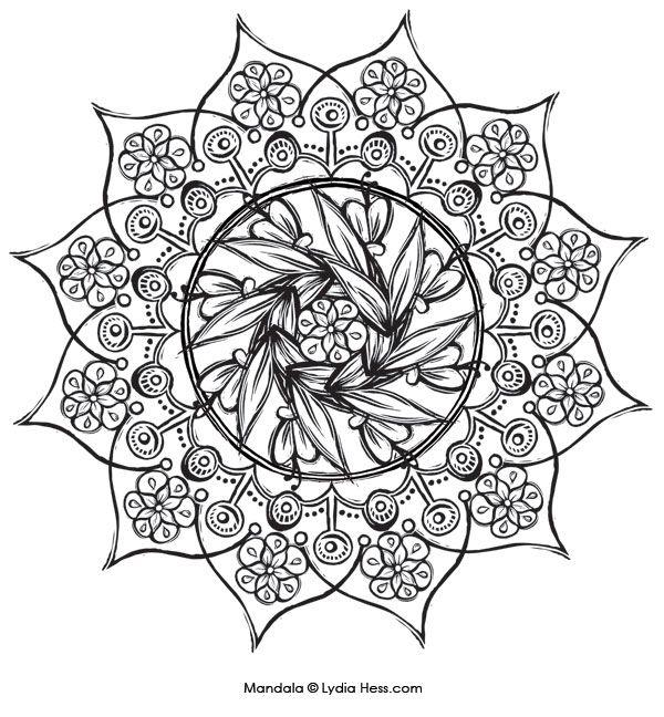 pin by margit ernstsen on mandalas to color mandala coloring trippy drawings pencil drawings. Black Bedroom Furniture Sets. Home Design Ideas