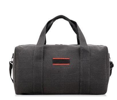 Men's Fashion casual canvas travel duffel shoulder messenger handle bags for male men travel bag handbag duffel bag Big Size