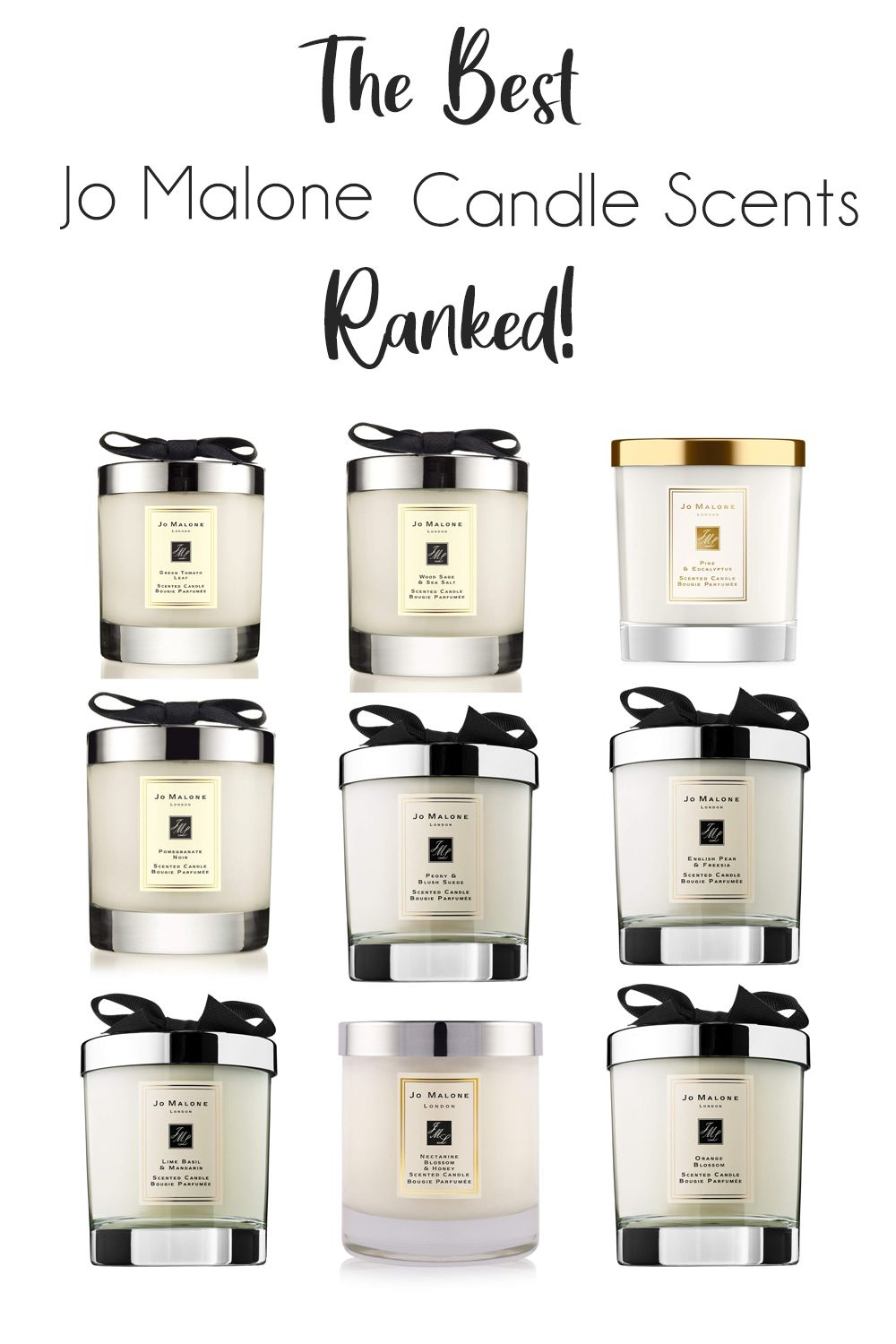 Best jo malone candle scents ranked in 2020 jo malone