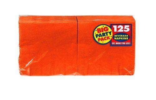 Amscan Orange Peel Big Party Pack Bev... $4.24 #topseller