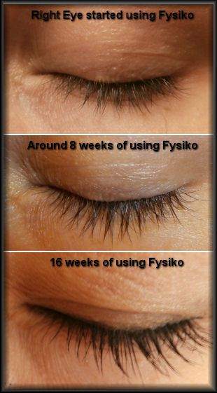 grow longer eyelashes with Fysiko eyelash serum http ...
