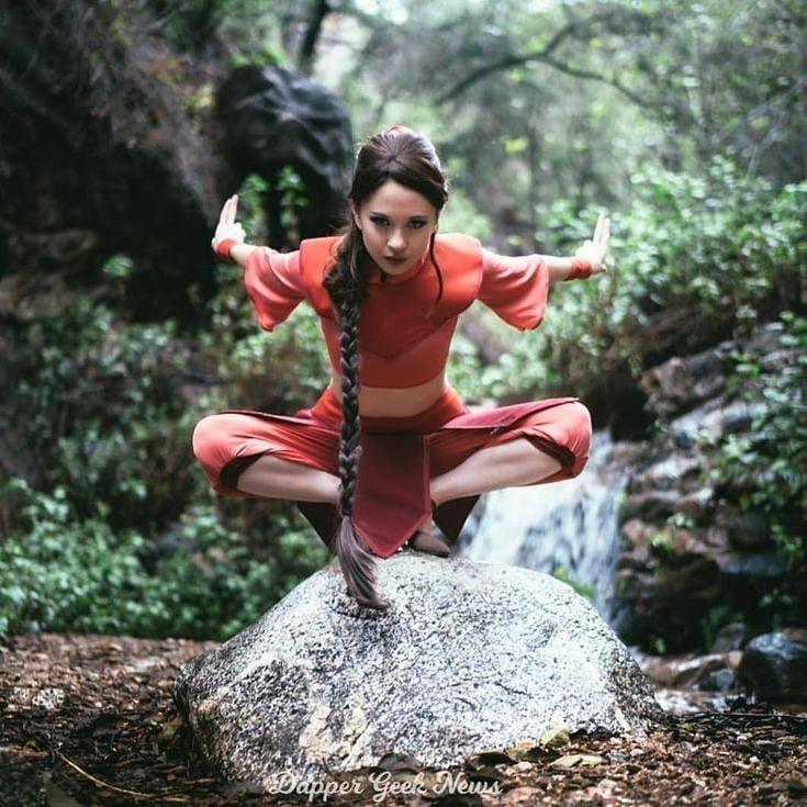 Ty Lee cosplay   Avatar cosplay, Ty lee, Best cosplay