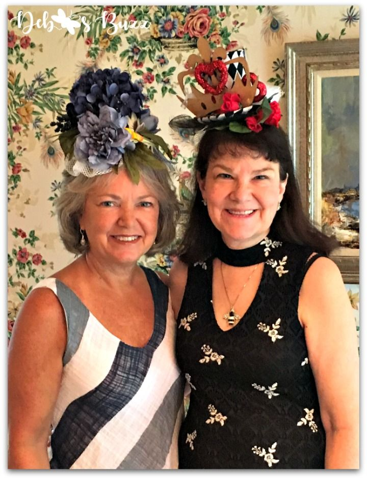 How to Make Whimsical Teacup Fascinators - Debbee's Buzz