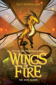 Wings of fire book 12 the hive queen