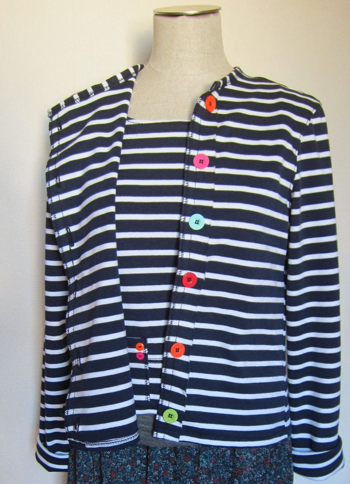 Atelier Couture Créative: Coudre du jersey - À quoi faut-il faire attention ...