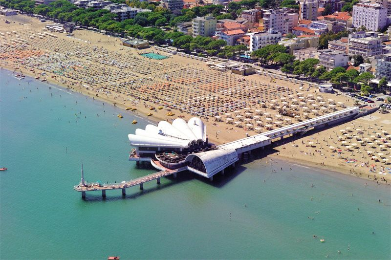 The most famous place in Lignano Sabbiadoro Famous