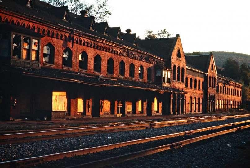 Erie lackawanna railway by john f bjorklund center for