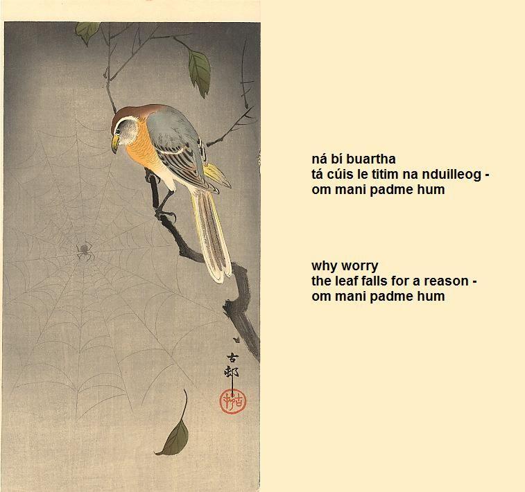 """Poem """"The Leaf Falls"""" (Haikü) Haiku, Poems"""