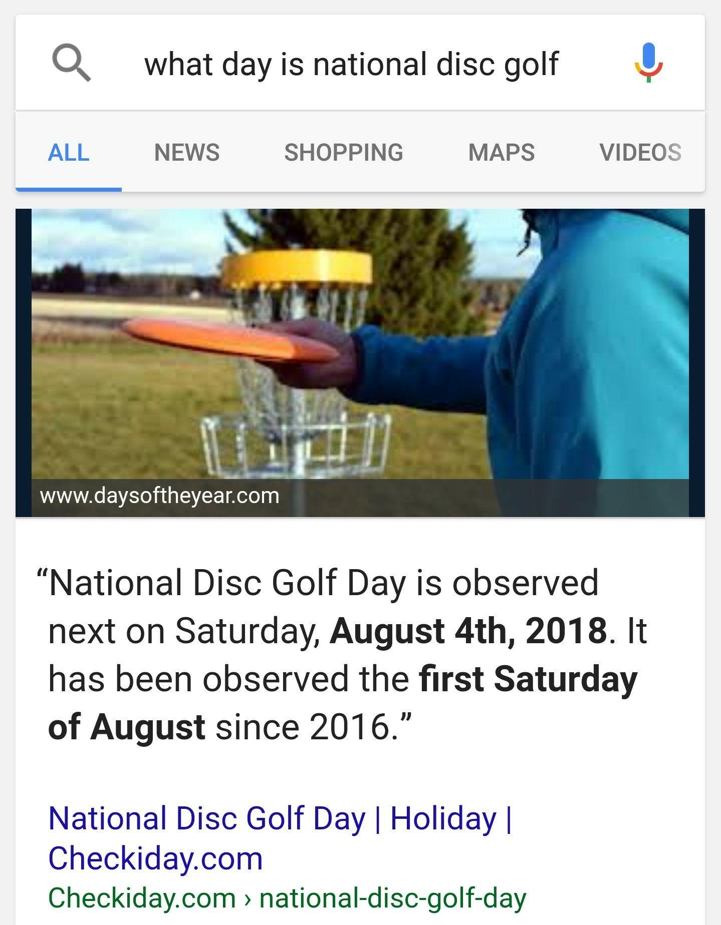 Pin by Jennifer Thye on Disc Golf Disc golf, Golf day, Disc