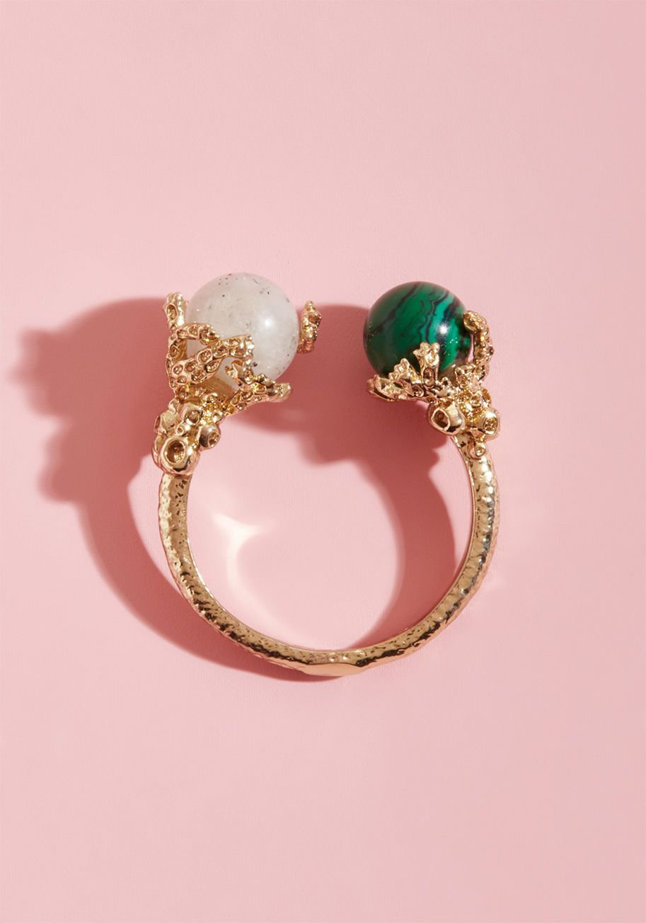 Les Nereides Duly Decadent Ring | Style // Jewelry | Pinterest ...