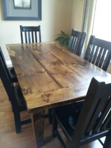 Harvest Tables Ottawa Dining Room Remodel Finding A House