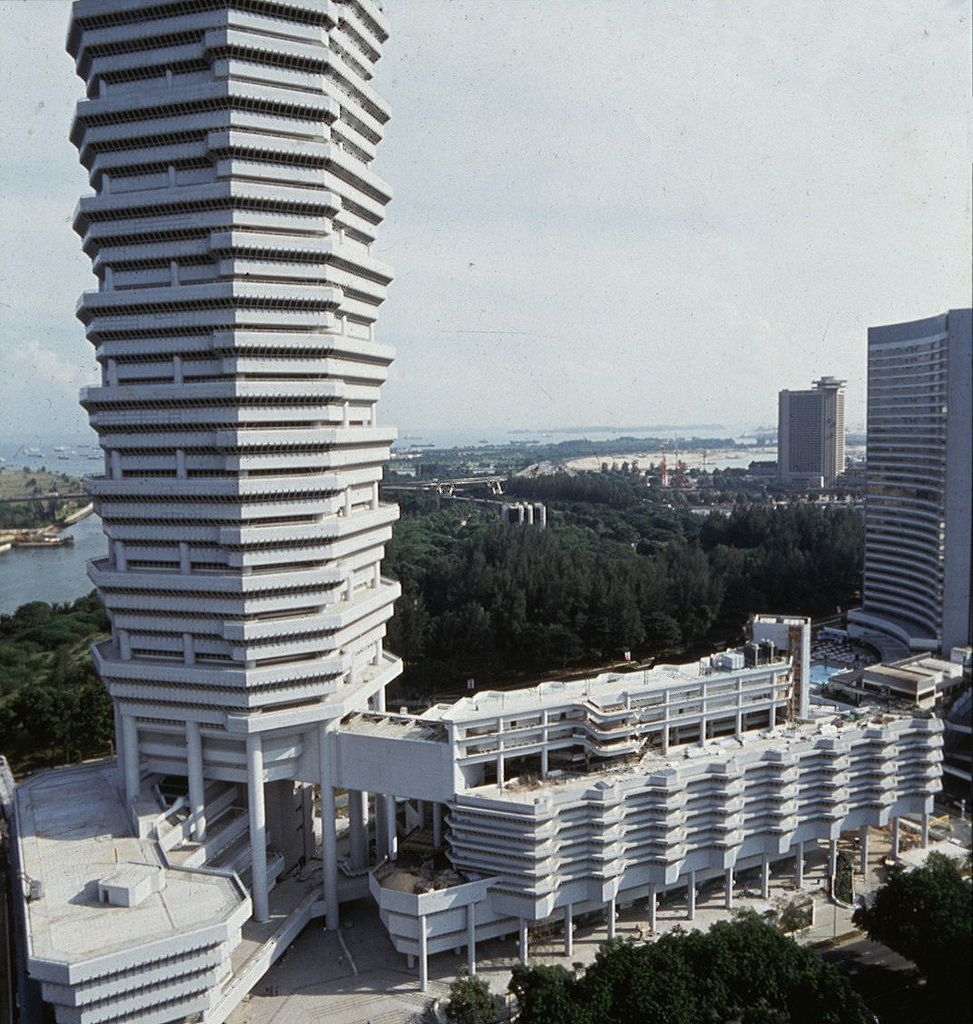the concourse by paul rudolph ibd paul rudolph pinterest