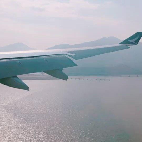 Hongkong airport  #travelblogger #travelgram #travel #life #instagood