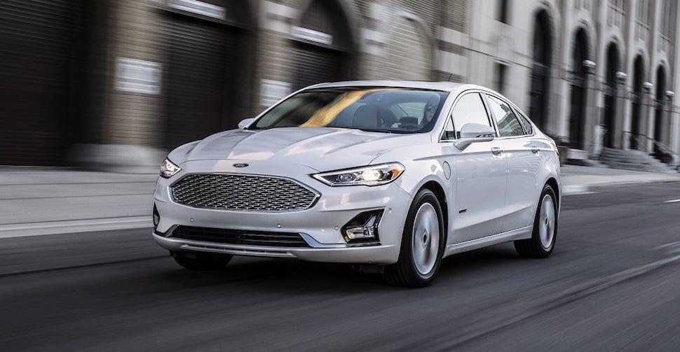 2019 Ford Fusion Energi Review Ford Fusion Ford Fusion Energi Hybrid Car