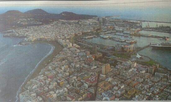 Istmo Las Palmas de Gran Canaria