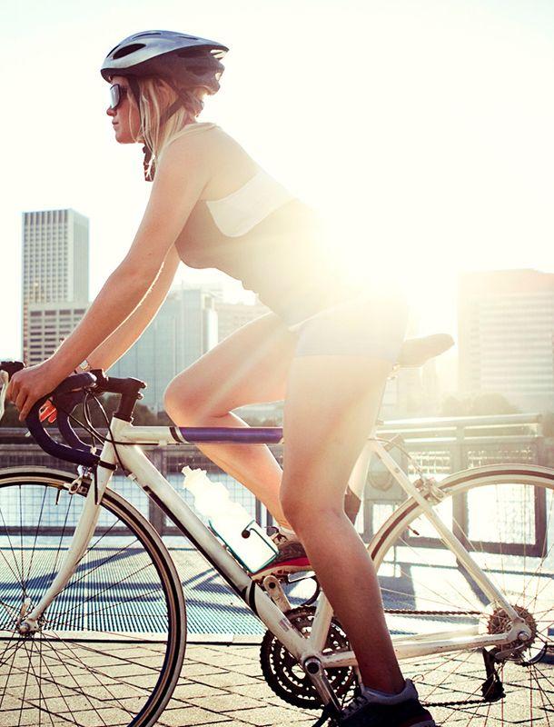 #fahrradfahren #sommer #dressforless