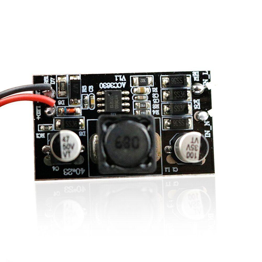 8 12w Led Driver Ac Dc 12v 24v Input Power Supply Dc 24v 36v Output 300ma Adapter For Diy Led Lamp Lighting Transformer Jq With Images Led Lamp Diy Led Diy Led Drivers