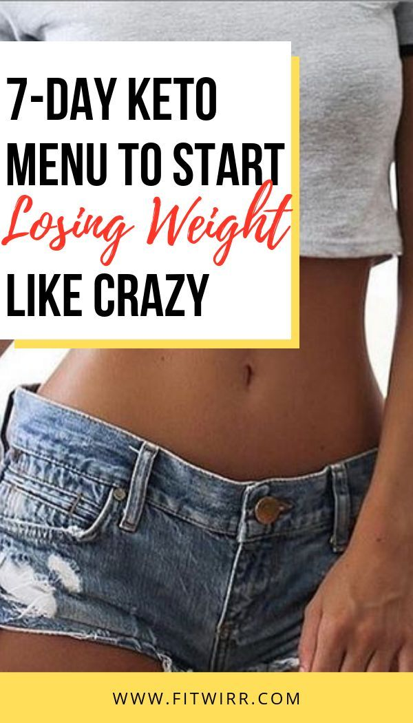 Keto Diet Menu: 7-Day Keto Meal Plan for Beginners #fitness #fitnessideas #diet