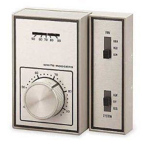 White Rodgers 1a11 2 Line Voltage Spdt Thermostat By White Rodgers