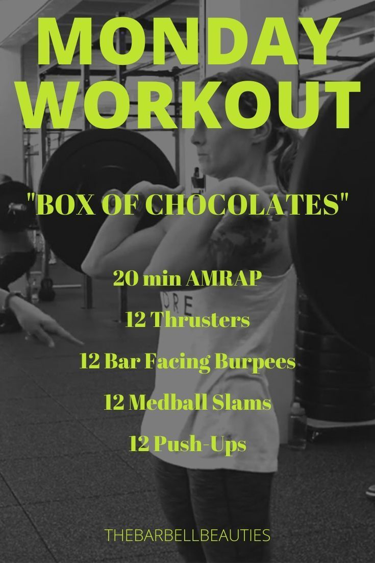 Barbell Beauties Weekly Workout Plan June 3 June 9 Weekly Workout Plans Weekly Workout Monday Workout