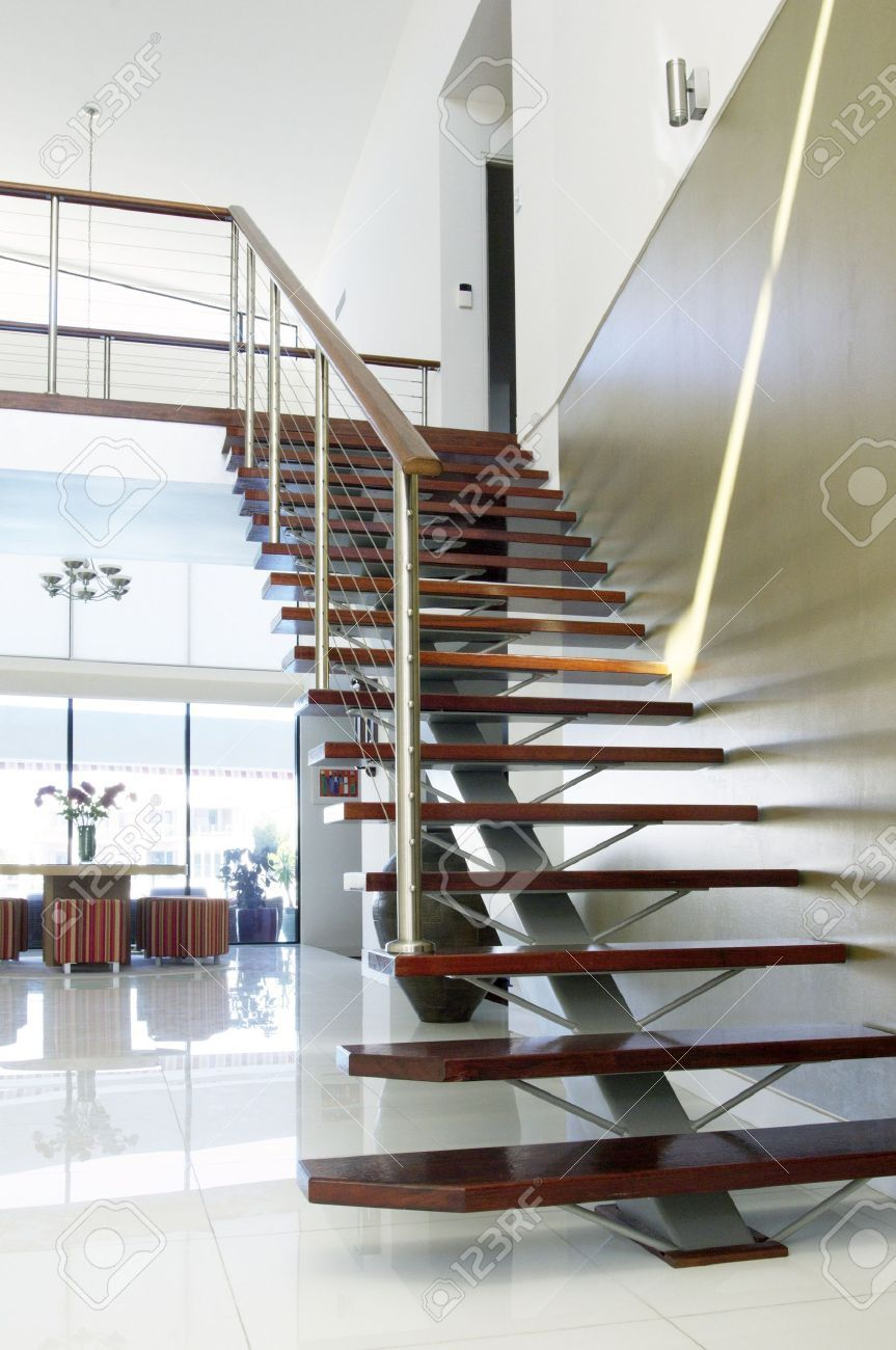 modern interior stairs Google Search stairs Pinterest