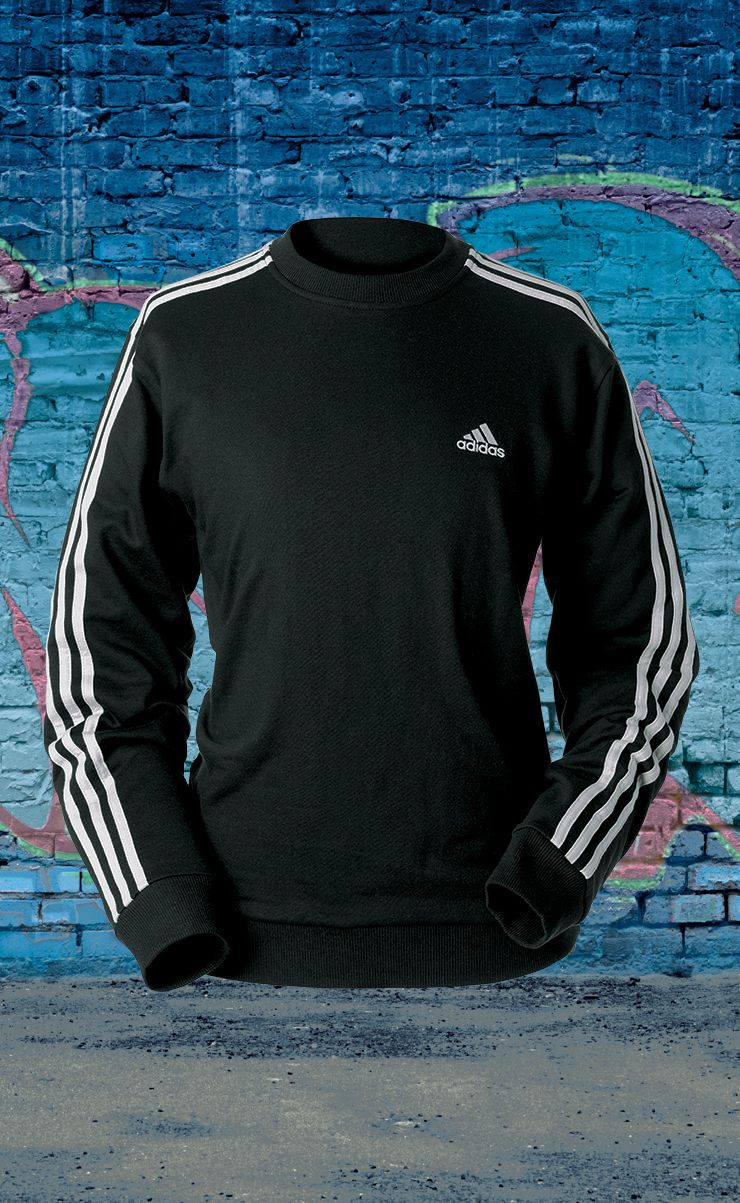 8180a43588 Adidas men s crew sweater