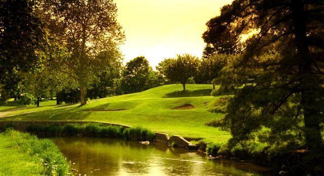 Reading Country Club 5311 Perkiomen Ave Reading Pa 19606 Golf