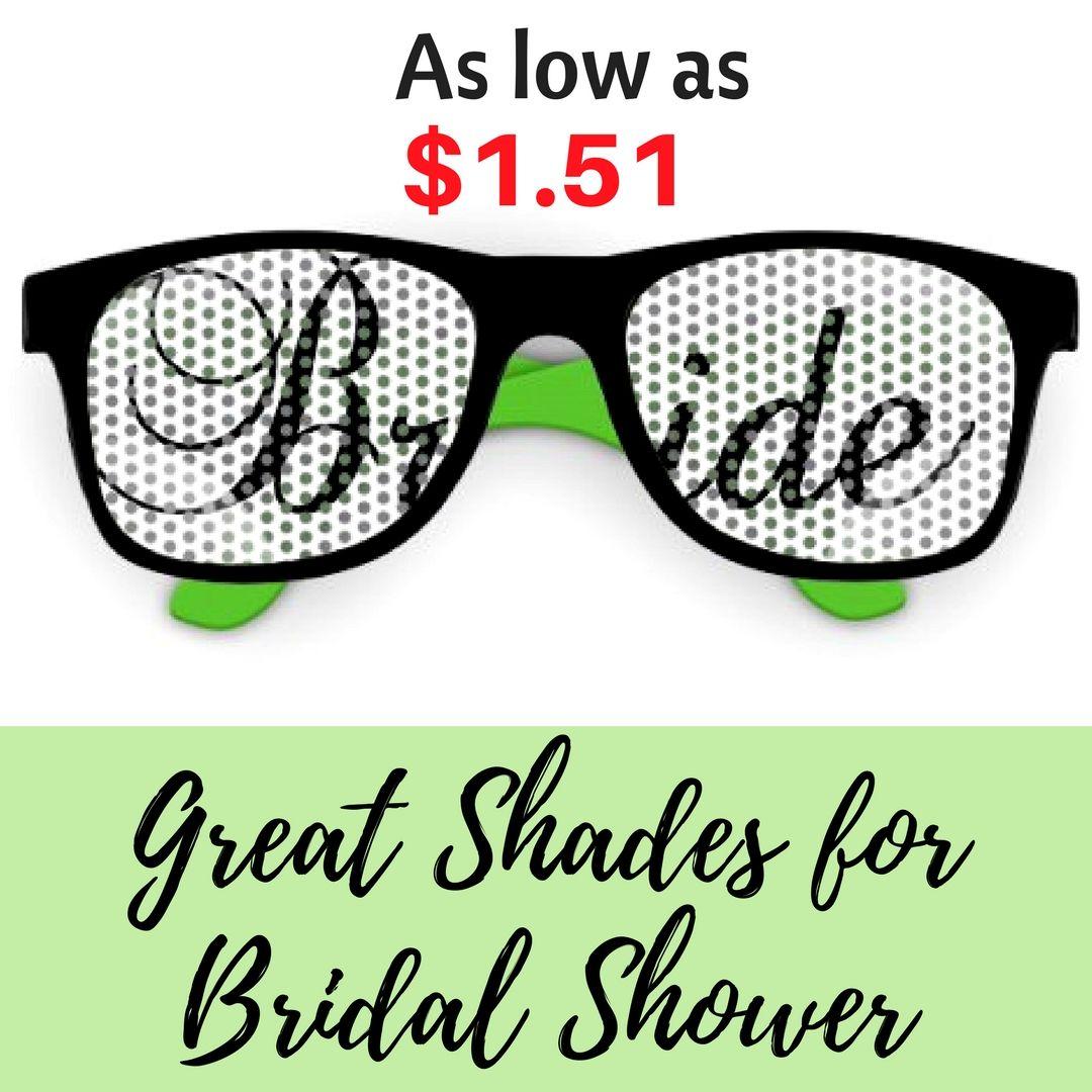 Custom Printed Wedding Favor Printed Lens Rubberized Sunglasses w/16 ...