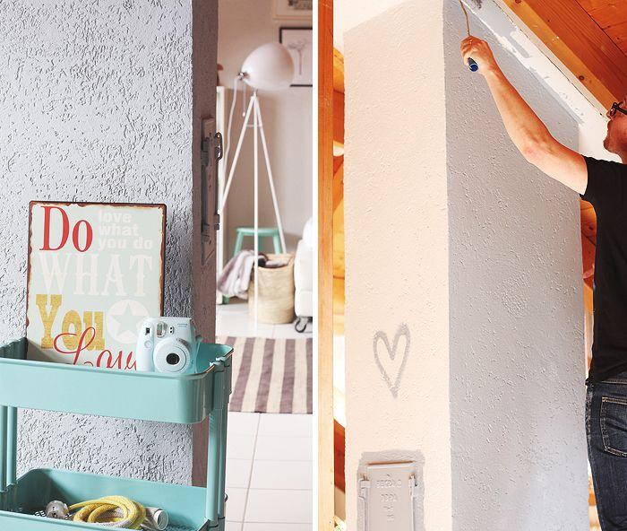 das eigene zuhause streichen freundliche farbkombinationen mit alpina feine farben no 16. Black Bedroom Furniture Sets. Home Design Ideas