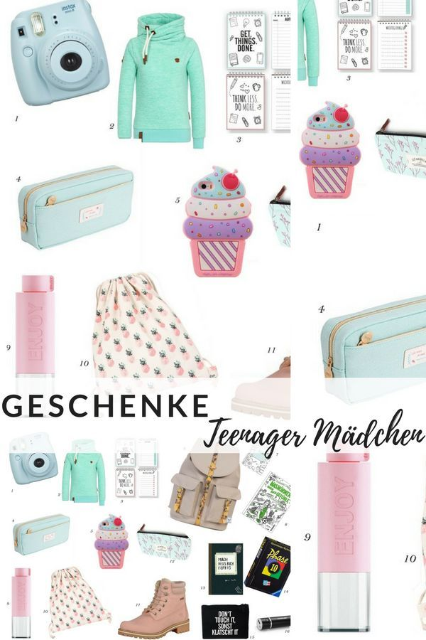 geschenke teenager wishlist f r die teenie party. Black Bedroom Furniture Sets. Home Design Ideas