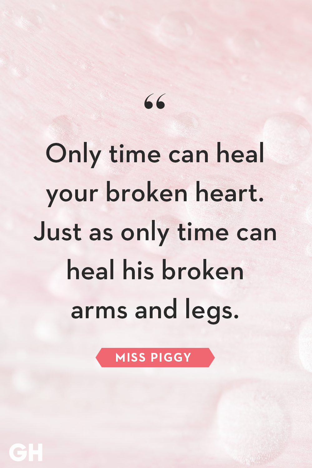 Miss Piggy Might Have the Greatest Breakup Advice of All