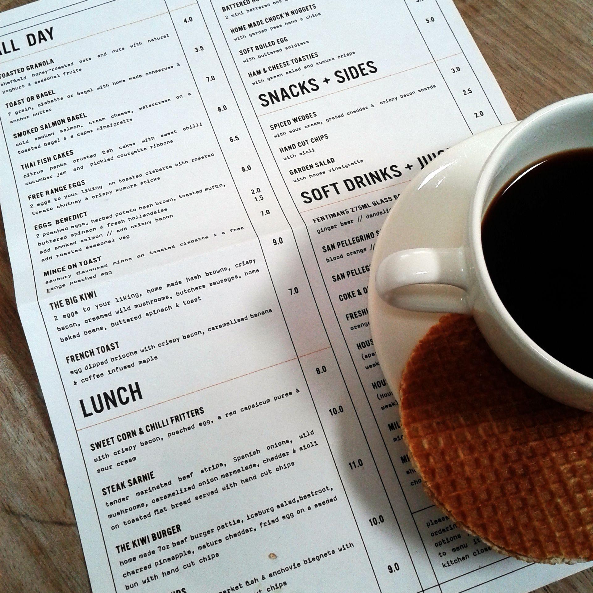 Pin by Eskarina Andwika on NudgeGraphics for Cafes & Restaurants | Coffee shop menu, Menu design ...