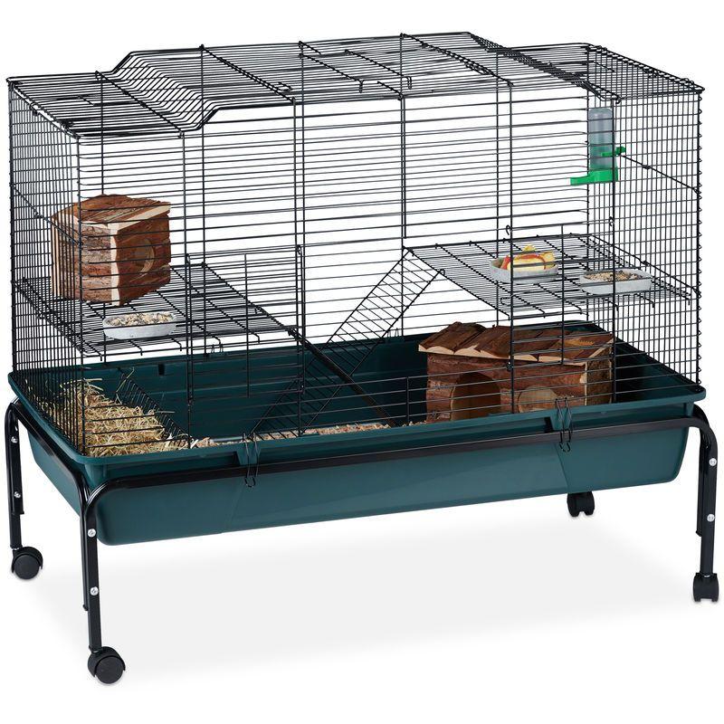 Meerschweinchenkafig 120 X 60 Hamsterkafig Aquarium Einrichten