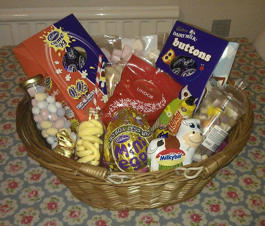 Easter Basket For College Students 92