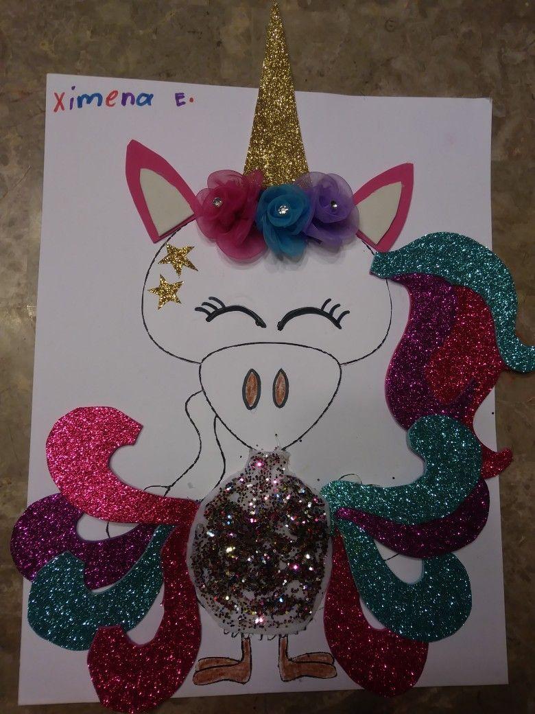 disguise turkey unicorn  #disguiseaturkey school projects #disguiseaturkey