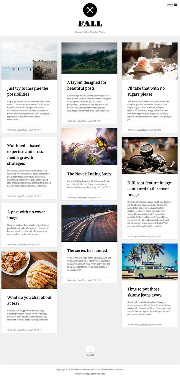 16 Best WordPress Themes for Writers | AThemes | Author Website ...