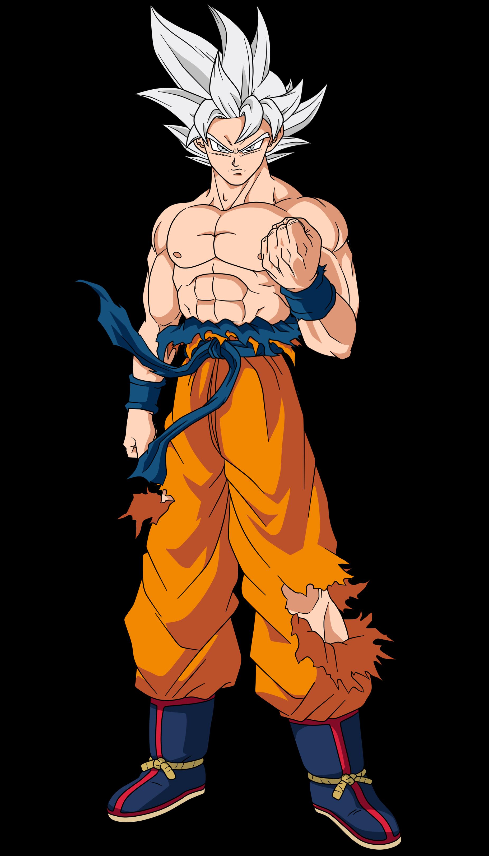 Goku Ultra Instinct By Hirus4drawing Dragon Ball Goku