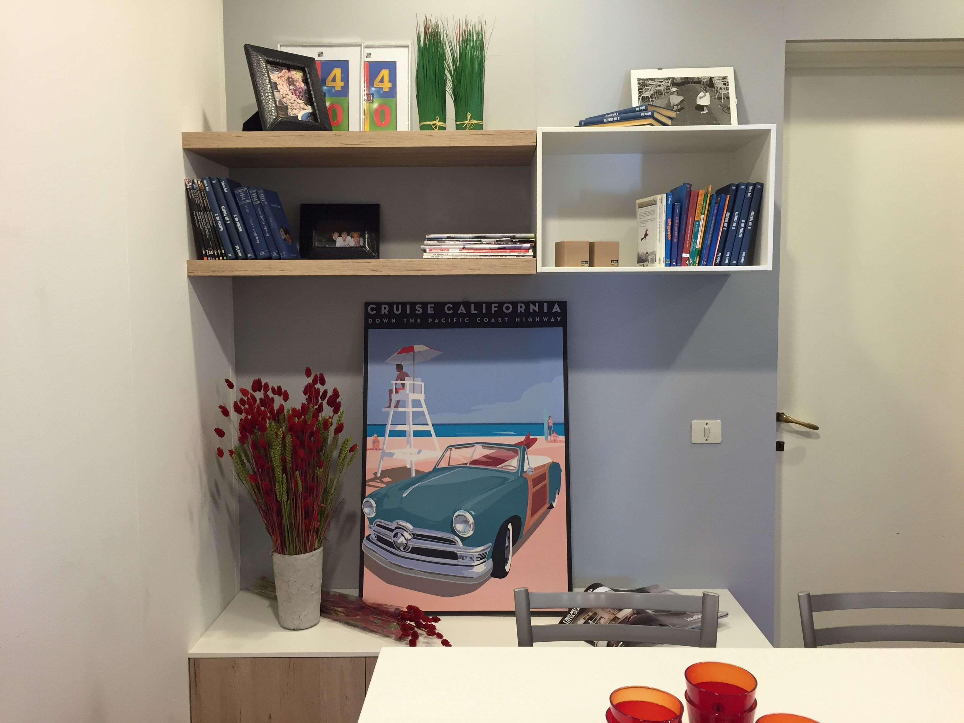 Cucina Scavolini modello Liberamente. Basi decorativo colore ...