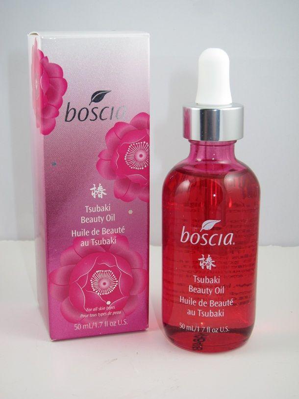 Boscia Tsubaki Beauty Oil Review Skincare Beauty Oily Skin