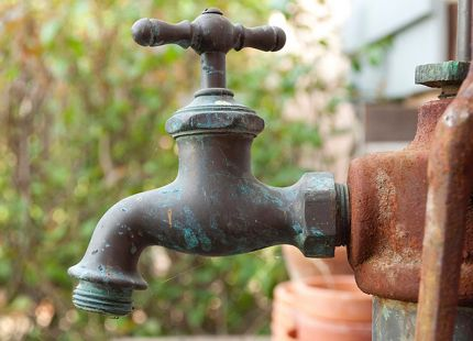 Outdoor Water Faucet Repair/Replacement. Leaking faucets is one of ...