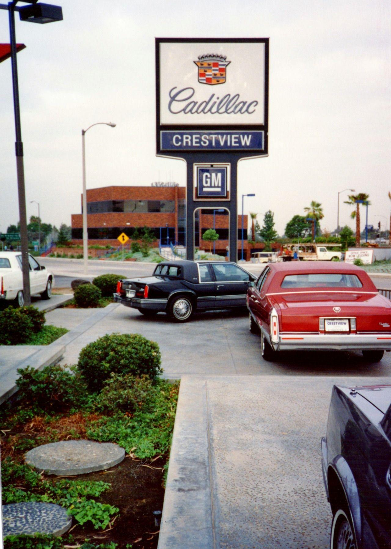 Pin on buick / Cadillac/Oldsmobile/ showroom
