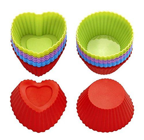 Shensee Hot Selling 24pc Kitchen Craft Cake Cup Chocolate Liners