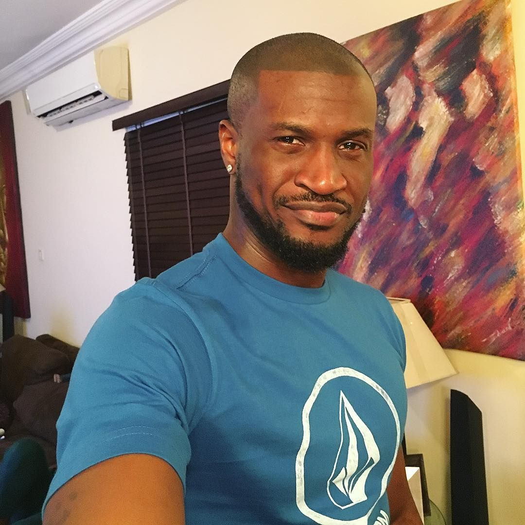 Image result for photo of peter okoye