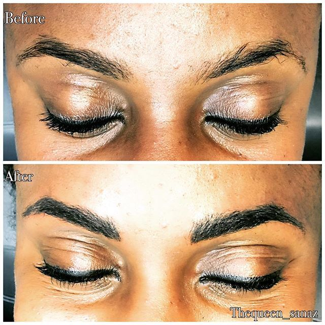 3d Eyebrows Tattoo Microblading Permanentmakeup Naturallook