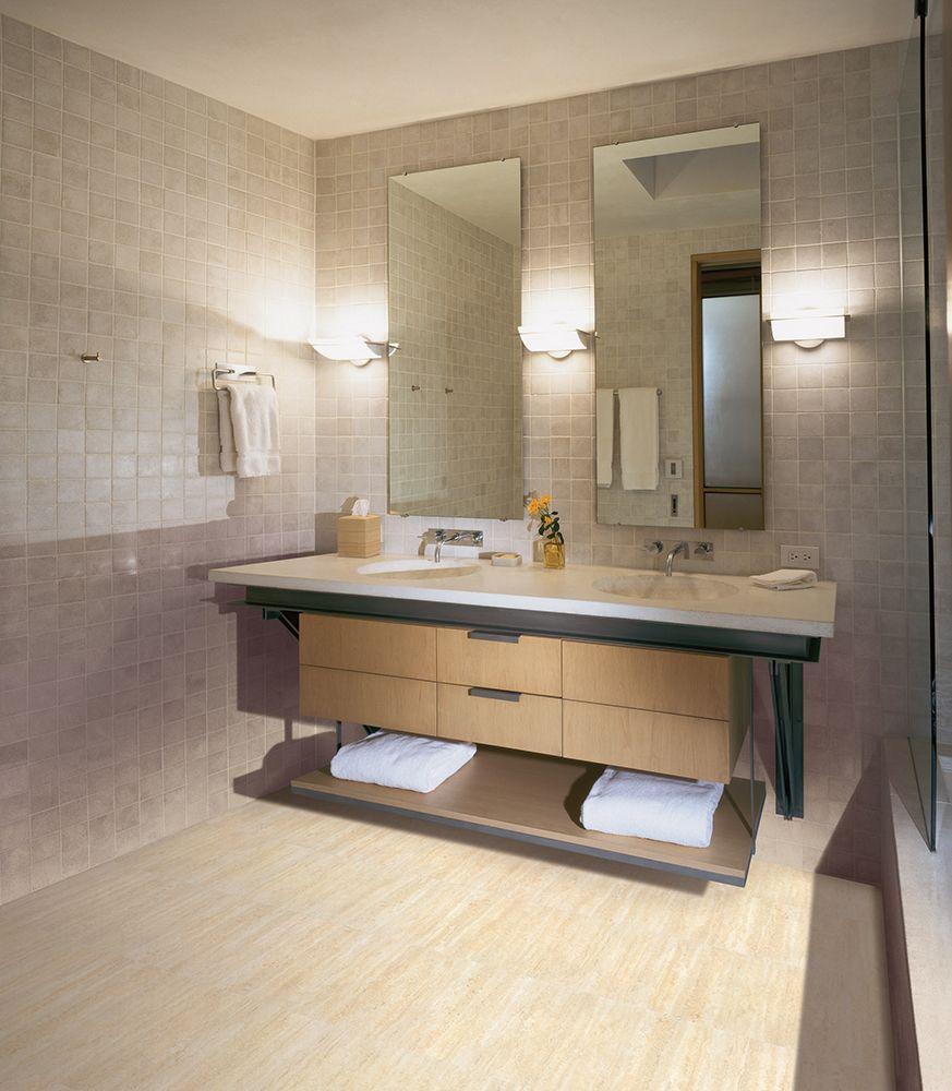 Vloeren pvc, Vloer badkamer, PVC vloer badkamer, Vloer inspirat ...