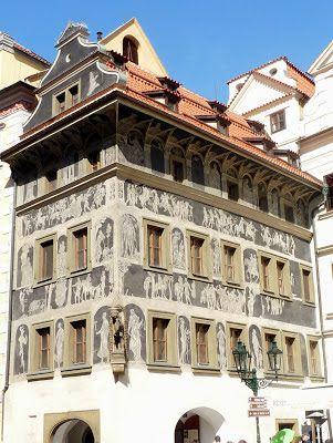 De nada puedo ver el todo: Las casas de Kafka