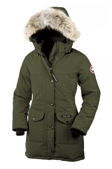 074b74ab8395 Wholesale Cheap Canada Goose Trillium Parka Military Green - Please Click  Picture To View ! Discount Up to 60% at www.forparkas.com